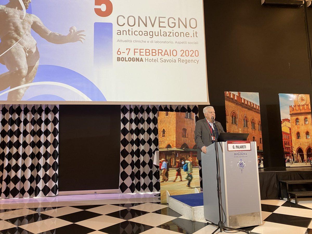 5° Convegno Anticoagulazione.it _ Prof. Gualtiero Palareti